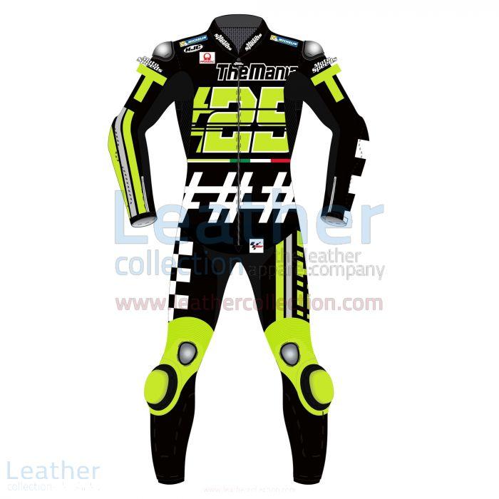 Andrea Iannone Jerez Test 2018 Motorbike Suit front view