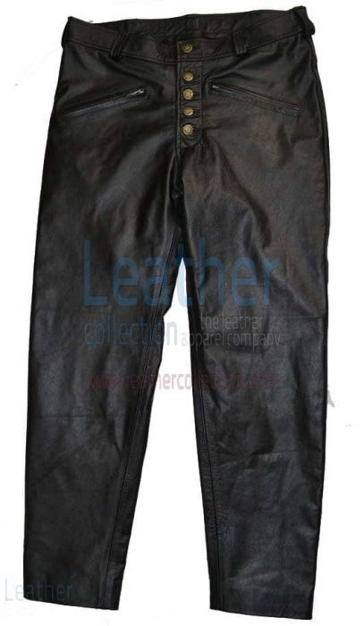 Brandon Lee The Crow Pants front view