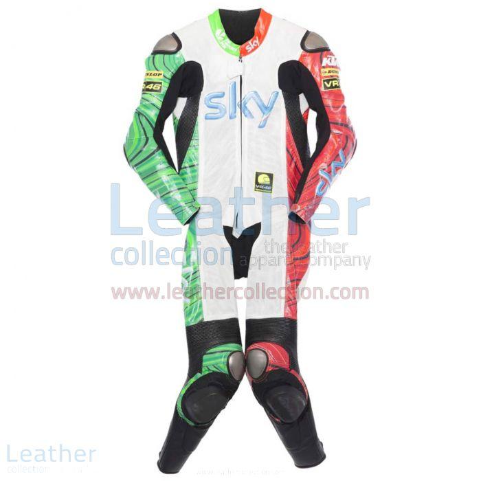 Francesco Bagnaia KTM 2014 Racing Suit front
