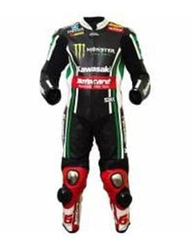 Leather MotoGP Suit