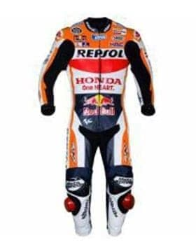motogp leather racing suit