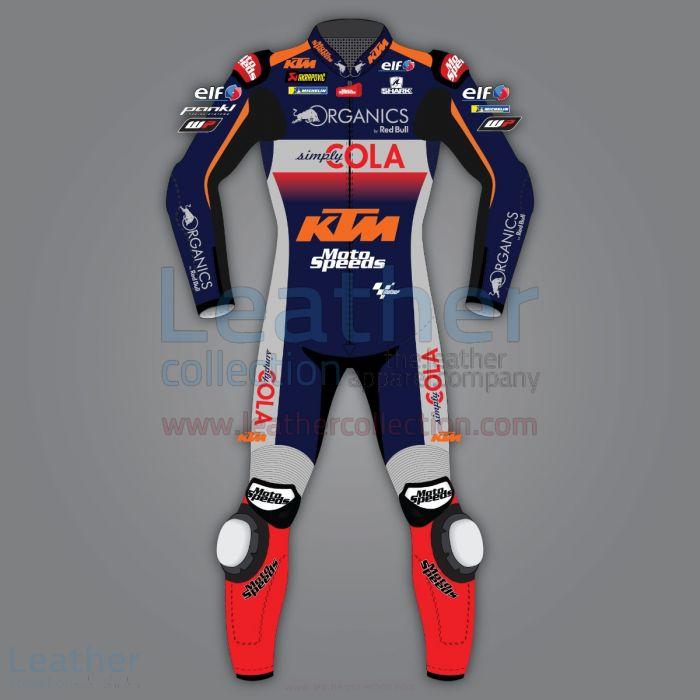 Iker Lecuona KTM Leathers MotoGP 2020 front view