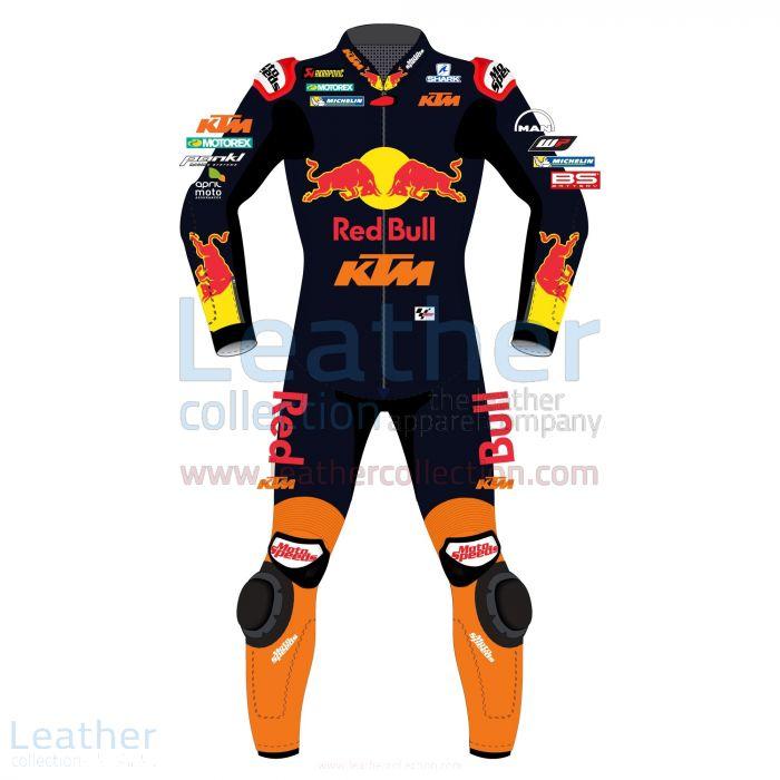Johan Zarco Red Bull Traje De Moto KTM MotoGP 2019 Vista Frontal