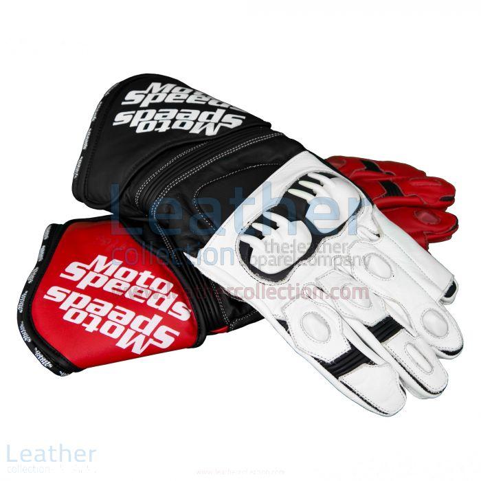Jorge Lorenzo MotoGP 2013 Race Gloves upper view