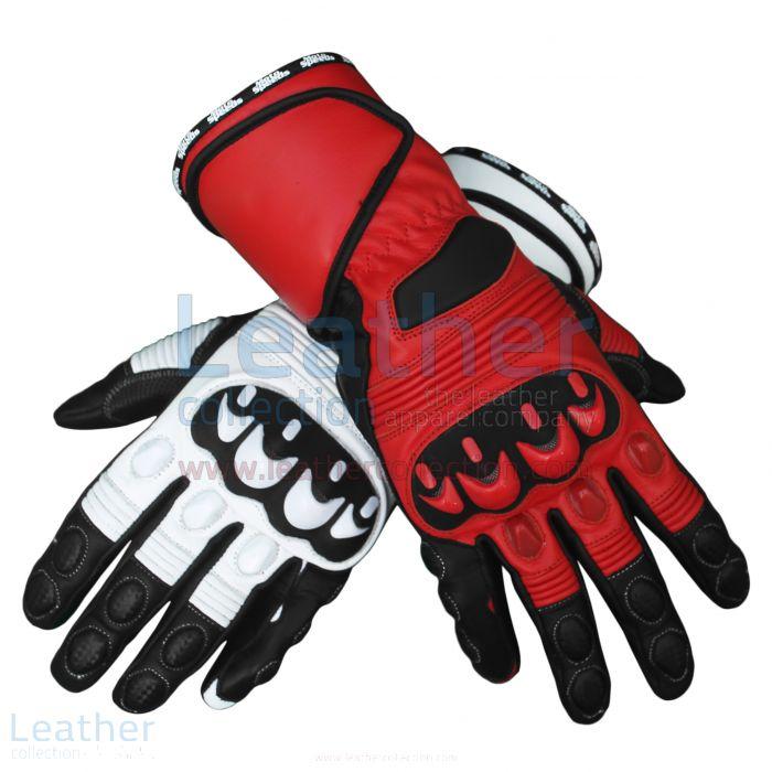 Jorge Lorenzo Racing Gloves View 2