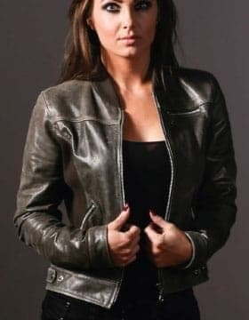 Bomber Jacket Womens - Leather Bomber Jacket | Leather Collection