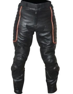 Team Motorbike Leather Pants