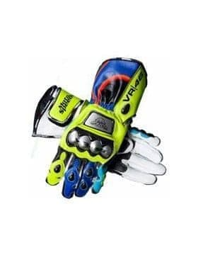 Leather Race Gloves