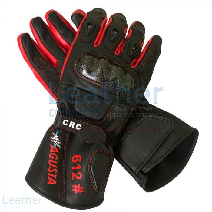 MV Agusta Race Leather Gloves