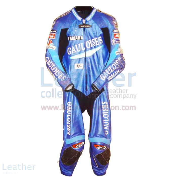 Olivier Jacque Yamaha GP 2003 Racing Suit front view