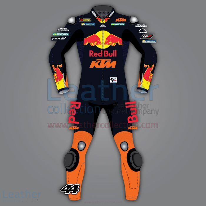Pol Espargaro Red Bull KTM Racing Suit MotoGP 2020 front view