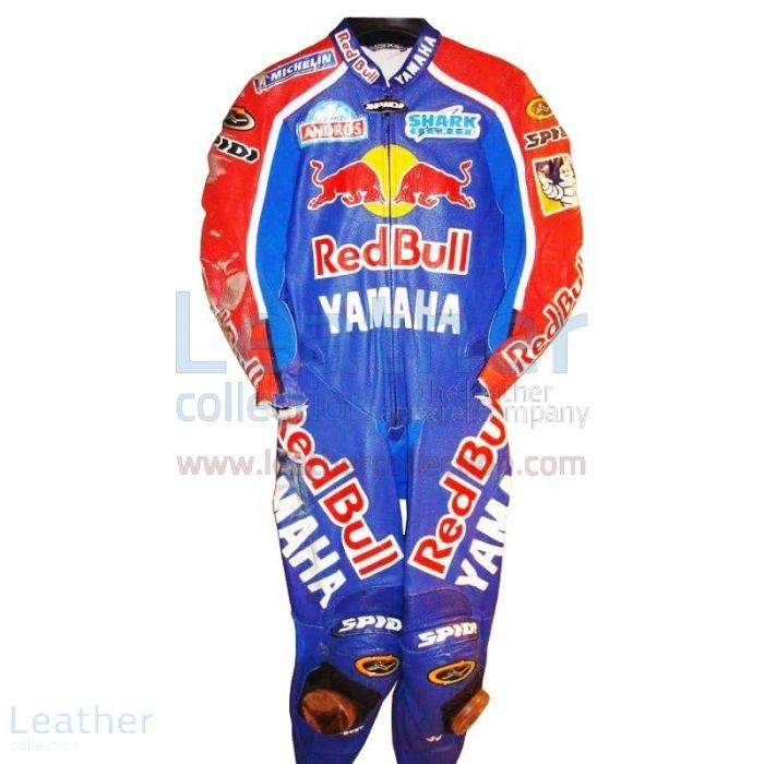 Régis Laconi Red Bull Yamaha GP 1999 Racing Suit front view
