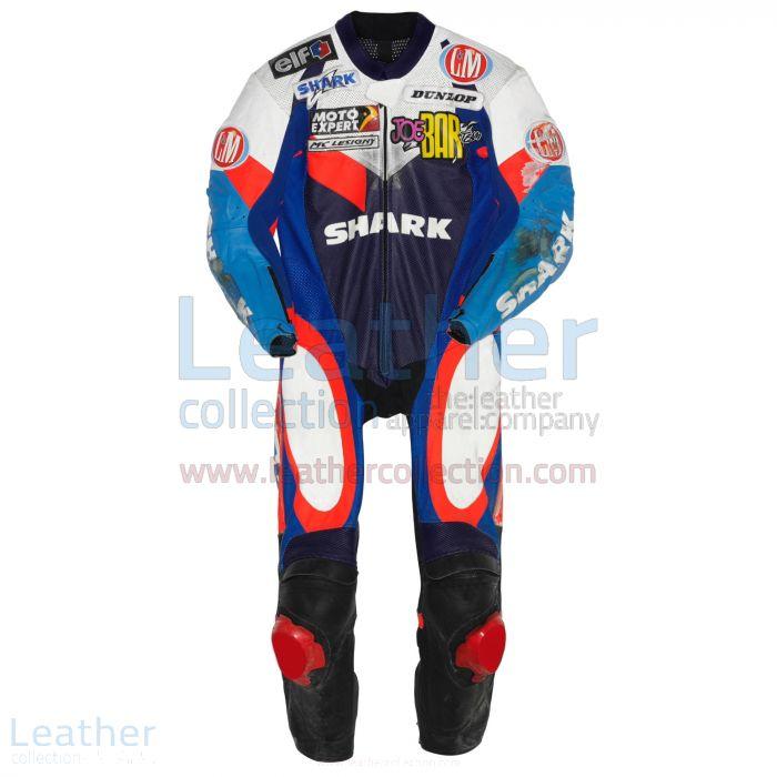 Randi De Puniet Aprilia GP 1999 Leather Suit front