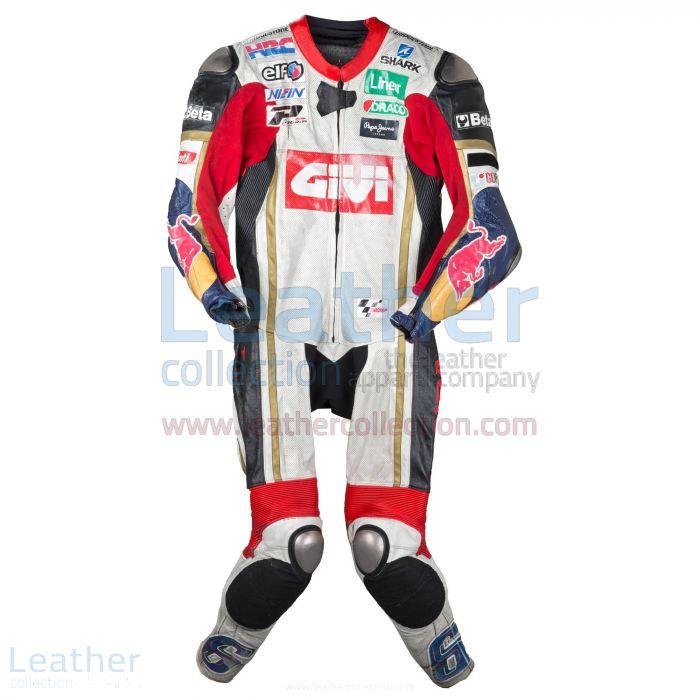Stefan Bradl Honda 2012 Leathers front