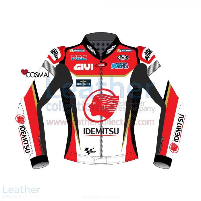Takaaki Nakagami LCR Honda MotoGP 2019 Jacket front view
