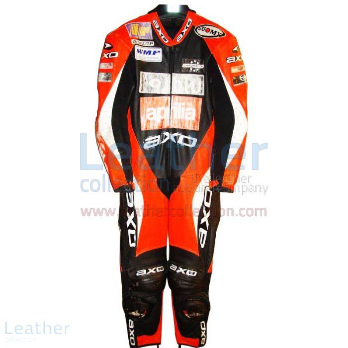 Troy Corser Aprilia WSBK 2000 Racing Leathers front