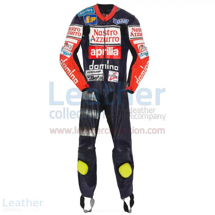 Valentino Rossi Aprilia GP 1997 Suit front