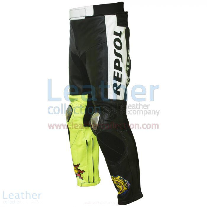 Valentino Rossi Pants Repsol Honda MotoGP 2003 side view