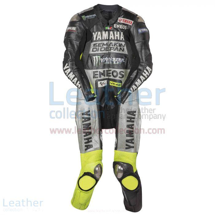 Valentino Rossi Winter Test Yamaha MotoGP 2013 Suit front