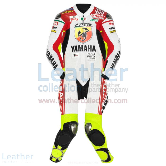 Valentino Rossi Yamaha MotoGP 2007 Race Suit front