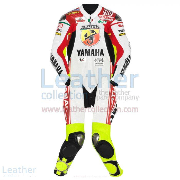 Valentino Rossi Yamaha MotoGP 2007 Race Suit front view